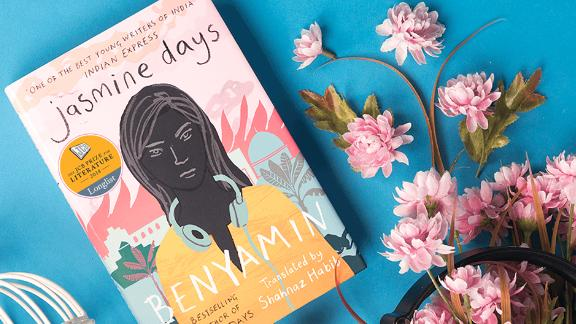 """""""Jasmine Days,"""" by Indian author Benyamin, won the inaugural JCB Prize for Literature."""