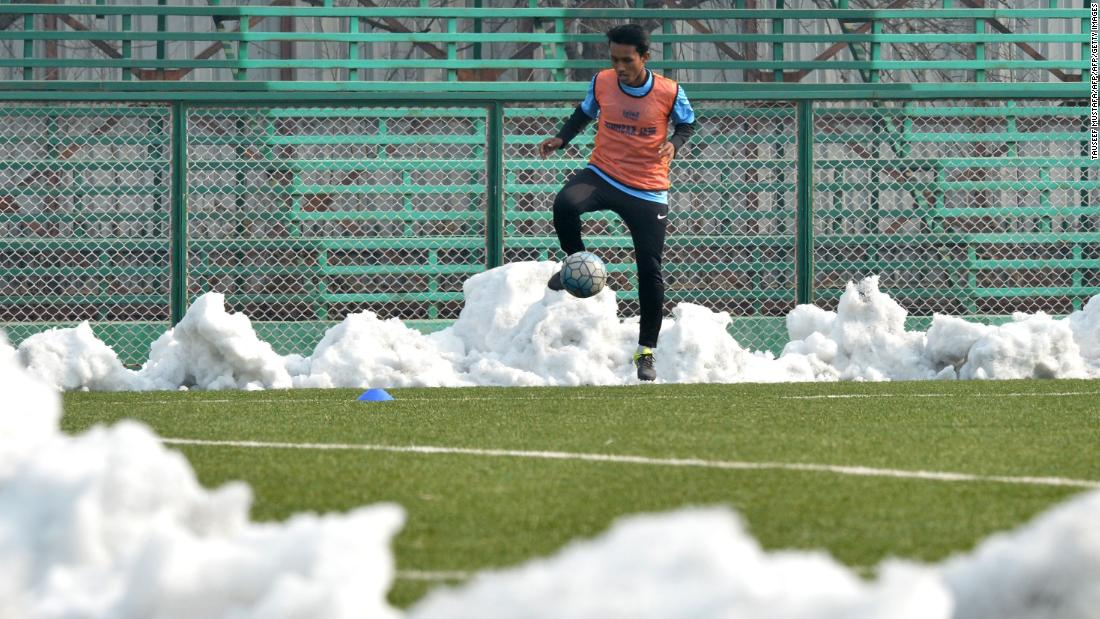 Here's the story of a how a football team in northern India has offered hope to a region struggling with economic and social problems. Now plying its trade in India's top-flight, Real Kashmir F.C. is gaining global recognition.