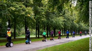 Segway history: The rise and fall — and rise again — of the