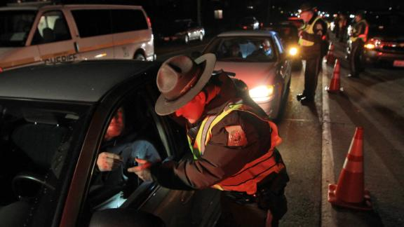 "Pedestrian deaths are high on Halloween. Guess who's mostly to blame? That's right, drivers who drank or partied too hardy. Remember you don't have to ""feel"" drunk or stoned to be impaired. As the National Highway Traffic Safety Administration says: ""Buzzed driving is drunk driving."""