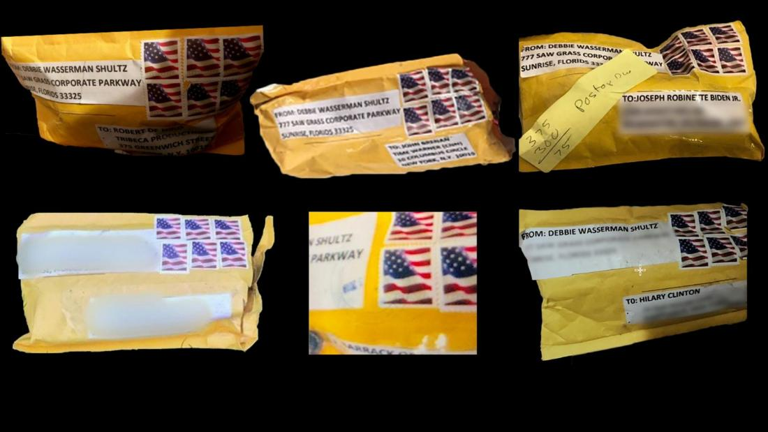 Mail Bombings Everything We Know After Studying Packages