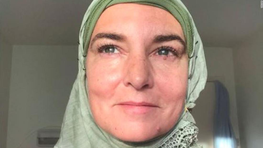 Sinead O'Connor converts to Islam and changes name to Shuhada'