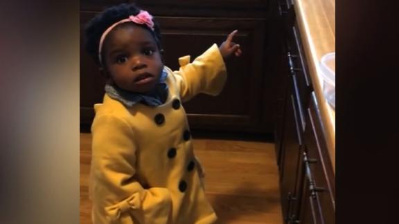 title: ALEXA! Play Baby Shark duration: 00:01:40 site: Youtube author: null published: Wed Oct 24 2018 05:31:22 GMT-0400 (Eastern Daylight Time) intervention: yes description: She tries so hard to get Alexa to play her jam. She struggled for at least 5 mins before I even started recording. 😂 #babyshark #babygirl #persistence