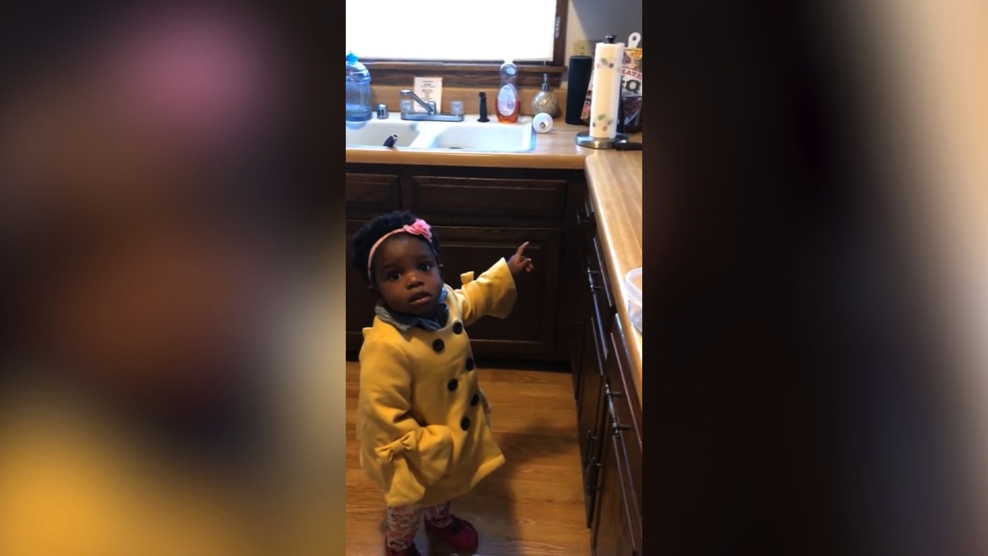 3324af3fc6 Video goes viral of toddler frustrated with Alexa - CNN Video