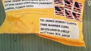 Clapper mail