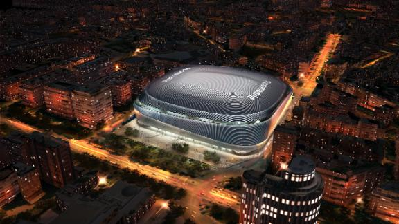 Plans for Real Madrid