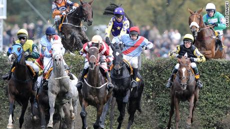 Velka Pardubicka Steeplechase has been drawing crowds to the city of Pardubice in the Czech Republic since 1874.