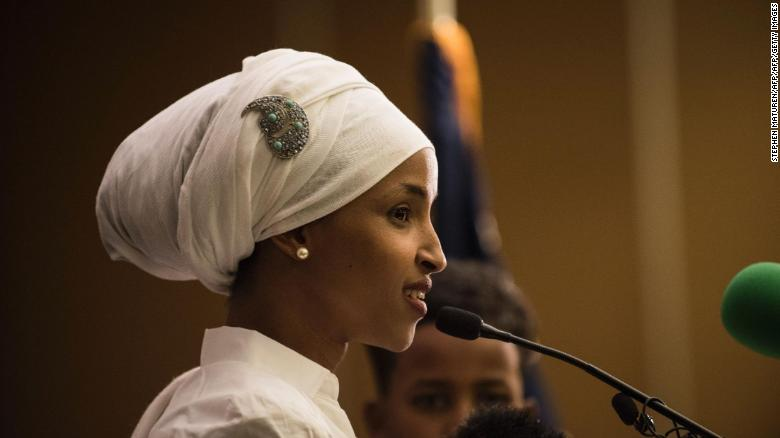Image result for Rep. Omar's apology sets the right example