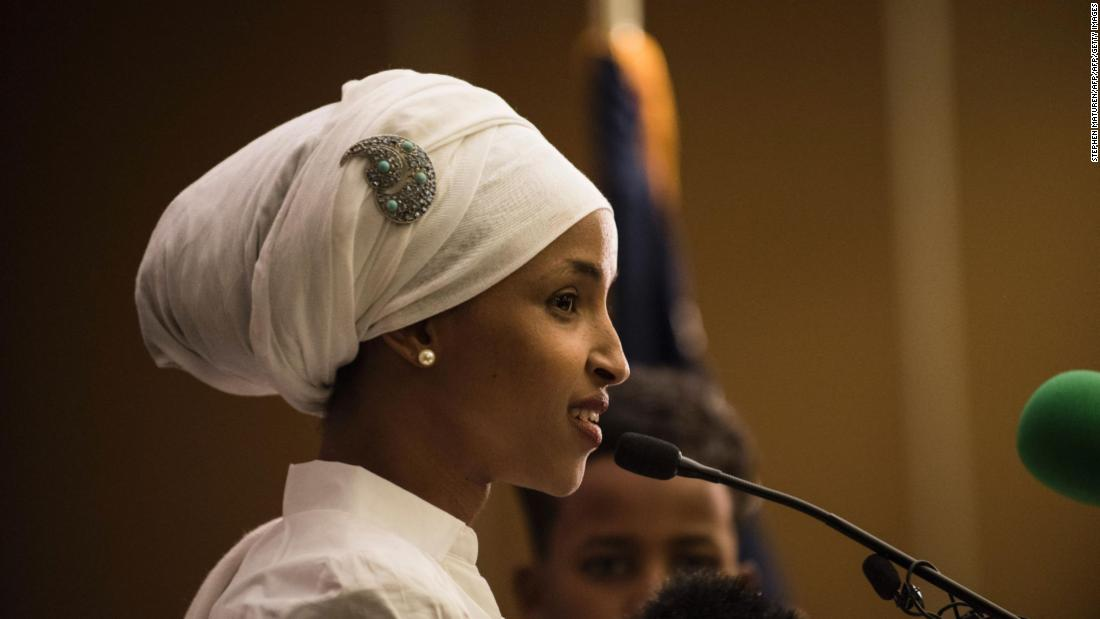 Ilhan Omar says it's 'exciting' her controversial views on Israel are sparking debate