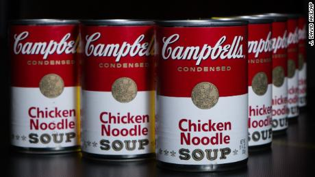Campbell Soup's future battle can break up a 149-year-old soup company