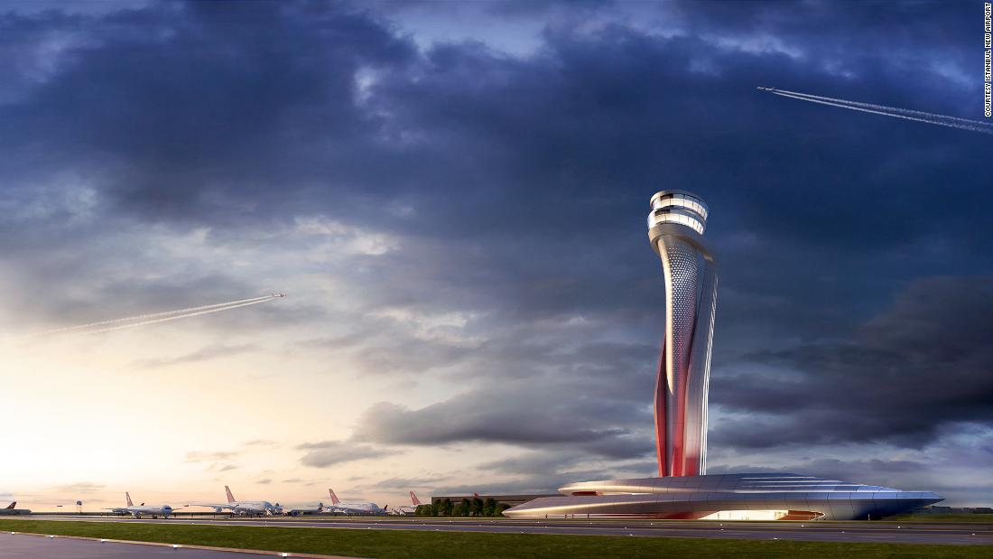 Istanbul's new airport could be world's largest