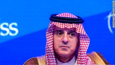 Saudi Arabia's Foreign Minister Adel Al-Jubeir, speaking in Bahrain on Saturday, said the suspects in Khashoggi's killing would be prosecuted in Saudi Arabia.