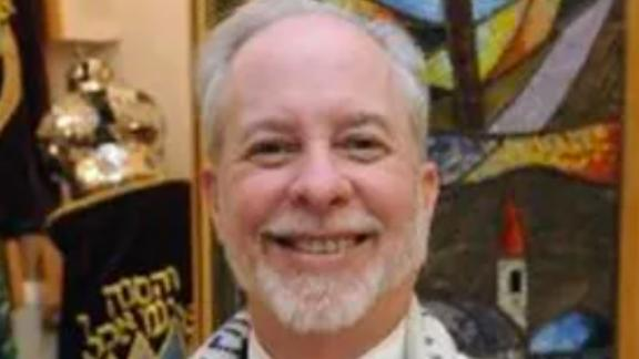 Rabbi Hazzan Jeffrey Myers