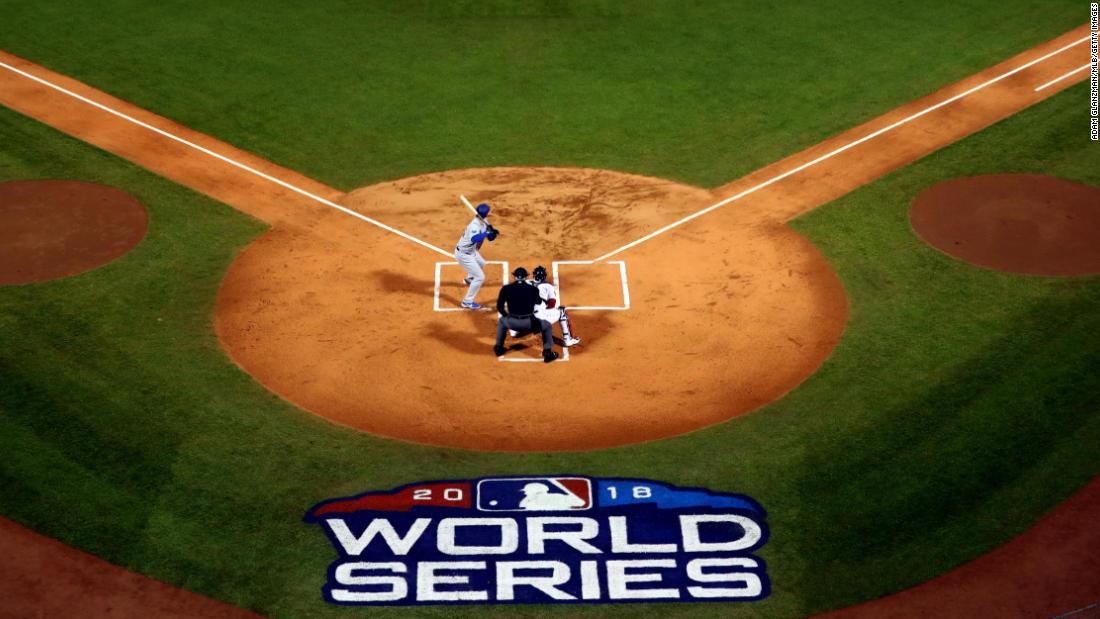 Red Sox win 4th World Series in 15 years - CNN