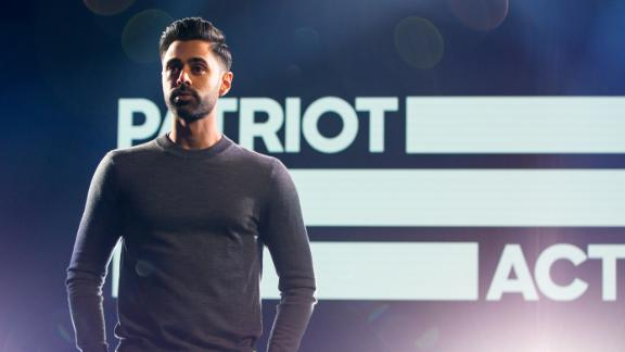 """<strong>""""Patriot Act with Hasan Minhaj""""</strong>: Hasan Minhaj brings an incisive and nuanced perspective to global news, politics and culture in his unique comedy series. <strong>(Netflix) </strong>"""