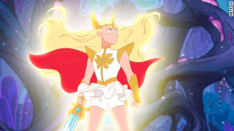 'She-Ra and the Princesses of Power' is the rarest of television feats