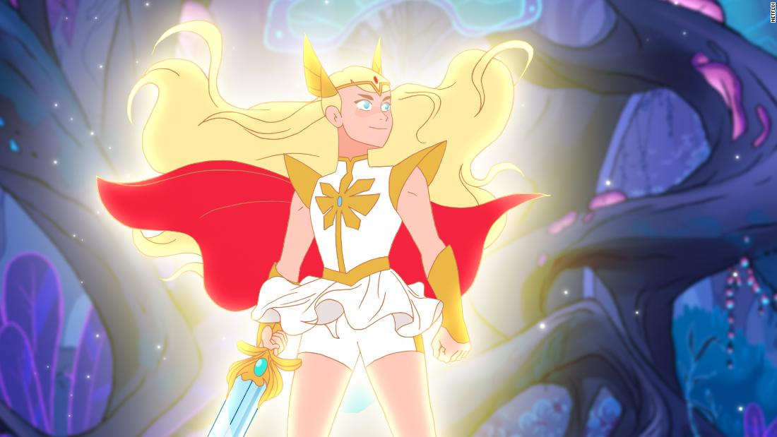 Why 'She-Ra' is the best show on television