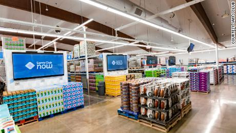 What Time Does Sams Club Open On Sunday >> Sam S Club Opening Cashierless And Cashless Store