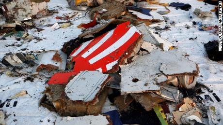 Wreckage is recovered from Lion Air Flight 610, which crashed into the sea off Indonesia in October.