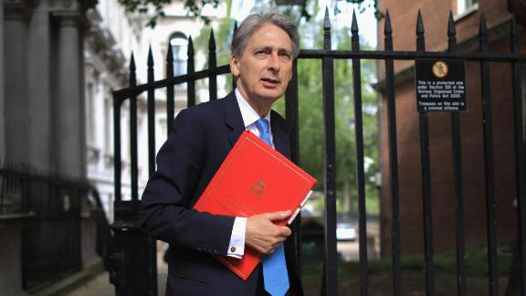 Philip Hammond has announced plans for a new tax on tech.