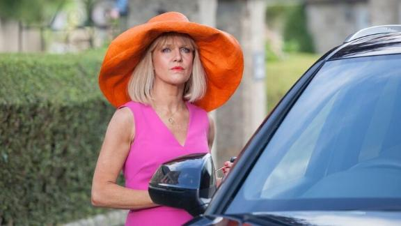 """<strong>""""Agatha Raisin and the Wizard of Evesham""""</strong>: This series based on MC Beaton's best-selling novels follows a London public relations whizz turned amateur sleuth, who becomes entangled in mischief, mayhem, and murder when she opts for early retirement in the country. <strong>(Acorn TV)</strong>"""
