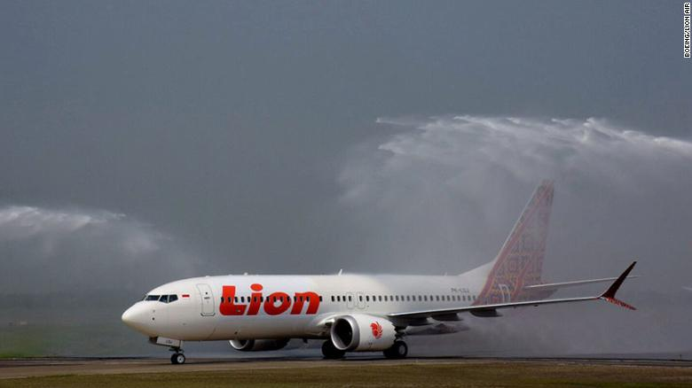 Lion Air jet one of Boeing's newest, most-advanced planes