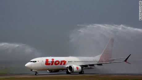 Lion Air jet one of Boeing's most modern aircraft