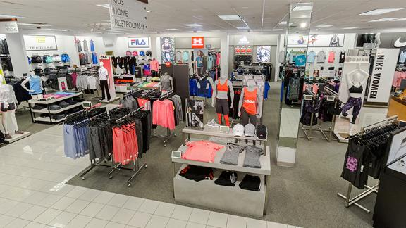 Kohl's is making a big bet on athletic brands like Under Armour and Nike.