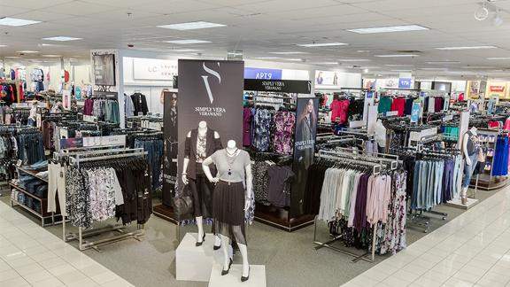 Exclusive brands, like one with fashion designer Vera Wang, help Kohl's stand out against rivals.