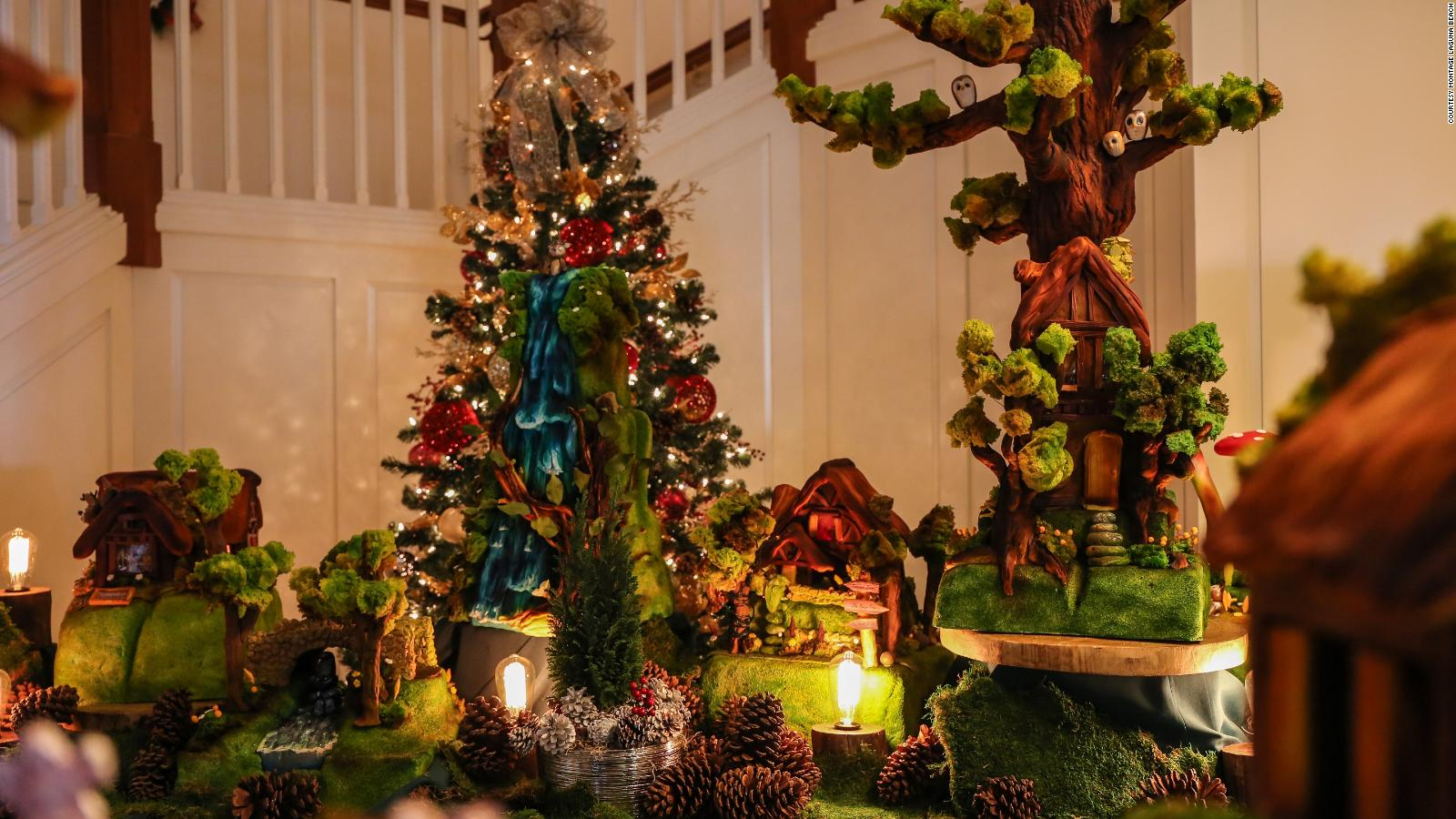 Hotels At Christmas 15 That Go All Out For The Holidays Cnn Travel