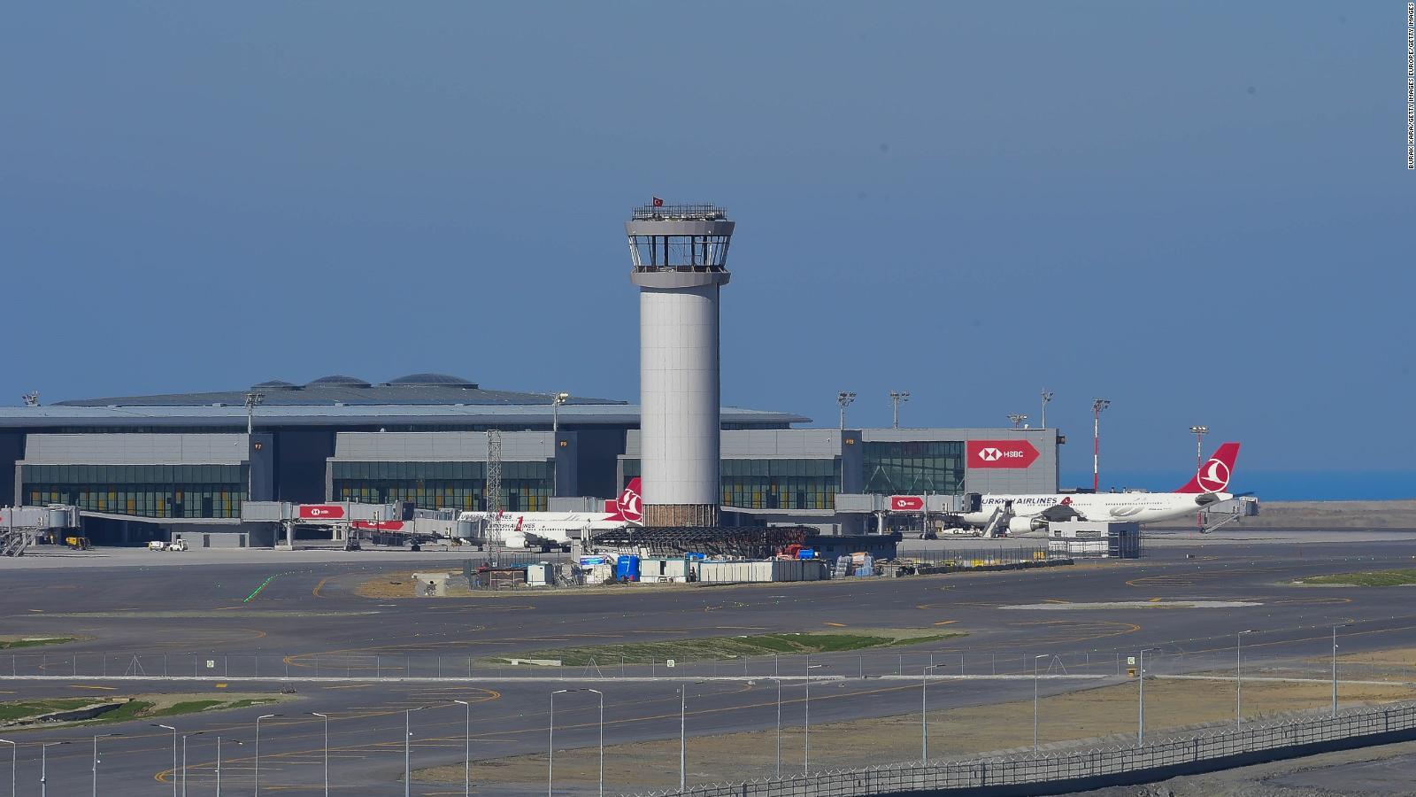 Inside Istanbul New Airport (photos) | CNN Travel