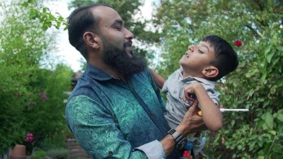 Mahboob Haniffa began campaigning for cannabis legalization after learning that the plant may help his son