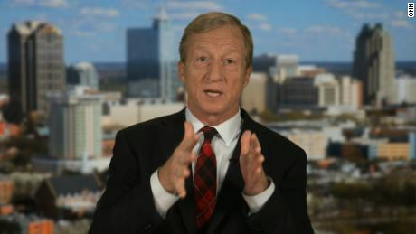 Tom Steyer is a longtime Democratic donor who walked away from his hedge fund in 2012 to pursue political activism full time.