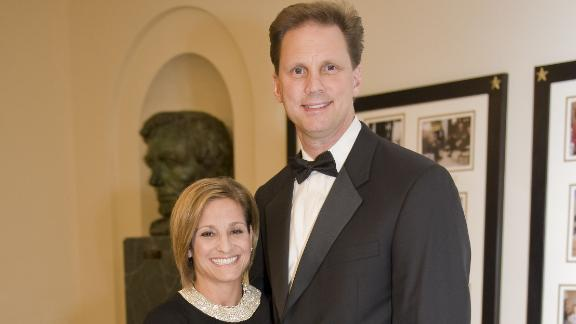 "Olympic gymnast Mary Lou Retton shared on ""Dancing With the Stars"" that she and husband Shannon Kelley had quietly divorced in February after 27 years of marriage. The couple are the parents of four daughters."