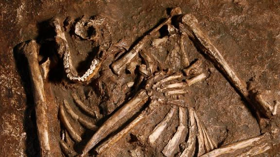 Kebara 2 is the most complete Neanderthal fossil recovered to date. It was uncovered in Israel