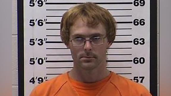Suspect Kyle Jaenke is charged with burglary and jumping bail, police say.