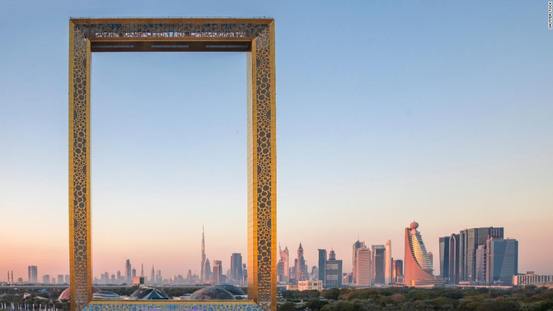 Dubai's top beauty spots -- and what to do there