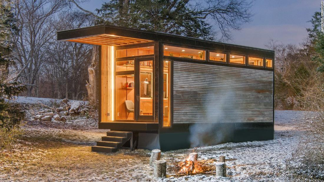 Demand For Tiny Homes Is Getting Bigger Cnn