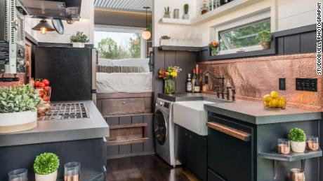 Demand for tiny homes is getting bigger - CNN