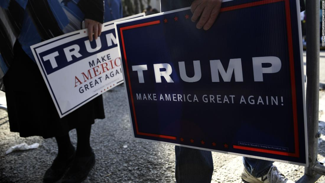 Trump to formally announce 2nd campaign at June 18 rally