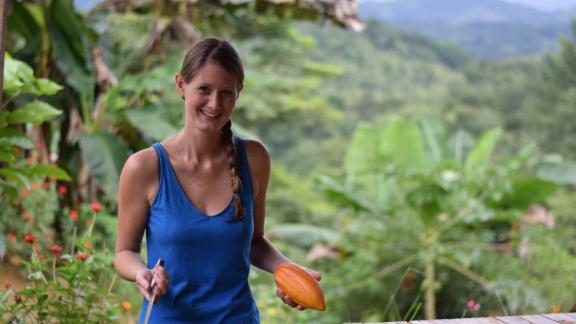 Vicki Chandler arrived at La Iguana, a cacao farm in Costa Rica, in 2011.