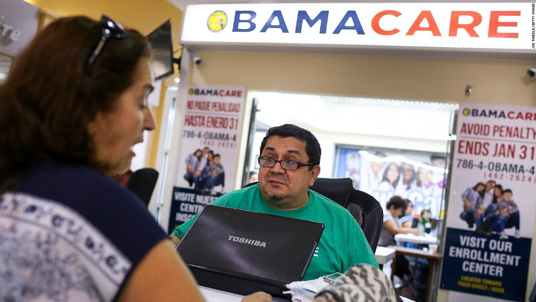 READ: Federal judge's ruling striking down the Affordable Care Act