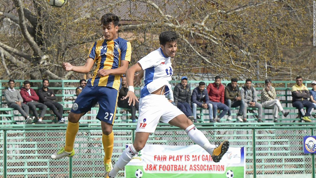 The team won the second division title in the club's second year of existence. As a result, Real Kashmir was promoted to India's top flight for the 2018-19 season.