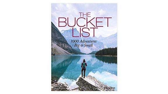 """Bucket List: 1000 Adventures Big & Small"" ($21.20; amazon.com)"