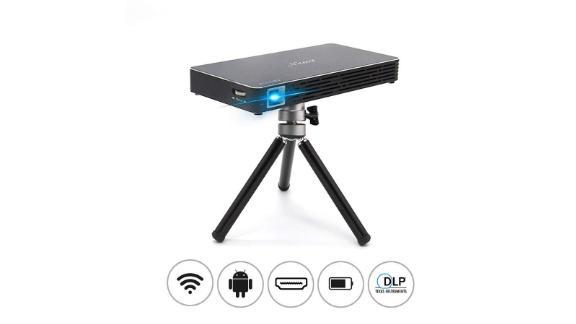 Mini Movie Projector ($208; amazon.com)