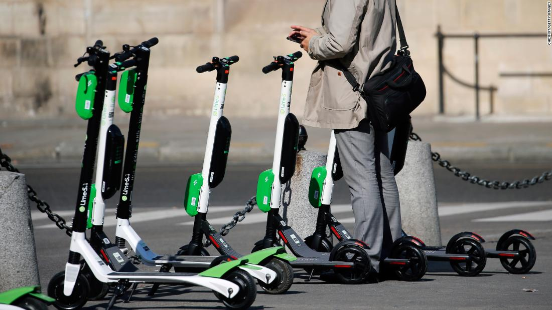 Lime yanks some of its scooters off the streets because they can catch fire – Trending Stuff