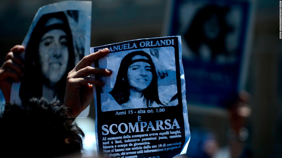 Vatican to open tombs in bid to solve 36-year-old cold case