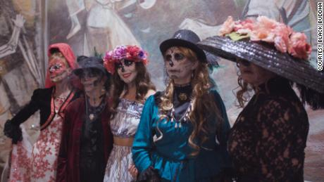 Day of the Dead Lively Holiday in Mexico