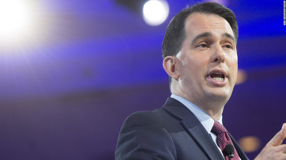 Scott Walker signals support of legislation curbing power of his successor
