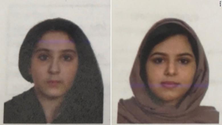 181031123953 01 rotana tala split 103118 exlarge 169 - Medical Examiner Saudi Sisters Found On Banks Of Hudson